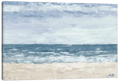 Oceans In The Mind Canvas Art Print