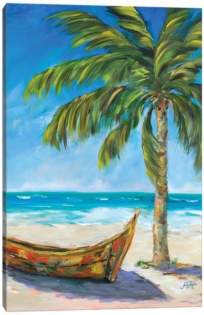 Paradise Trip Canvas Art Print