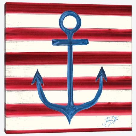 Sailor's Life I Canvas Print #DRC148} by Julie Derice Canvas Artwork