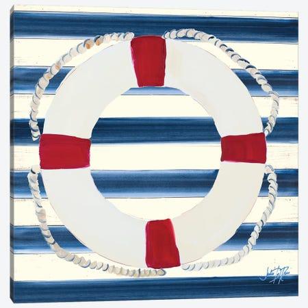 Sailor's Life II Canvas Print #DRC149} by Julie Derice Canvas Wall Art
