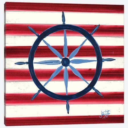 Sailor's Life III Canvas Print #DRC150} by Julie Derice Art Print