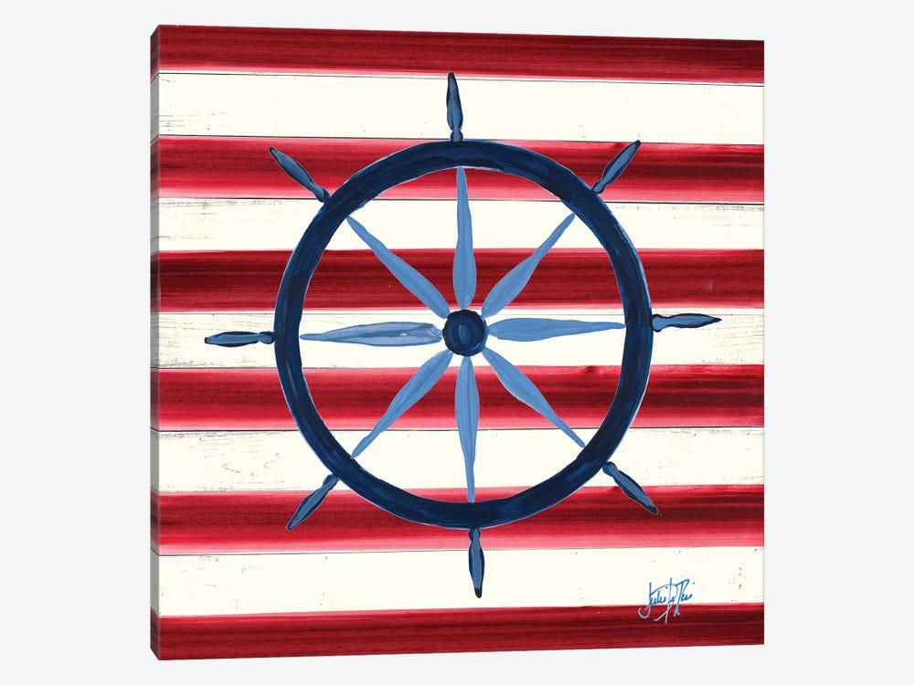 Sailor's Life III by Julie Derice 1-piece Canvas Art