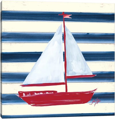 Sailor's Life IV Canvas Art Print