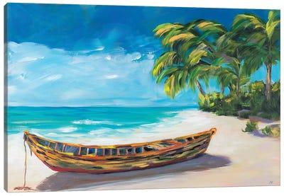 Lost Island I Canvas Art Print
