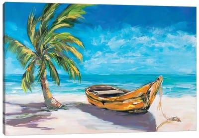 Lost Island II Canvas Art Print