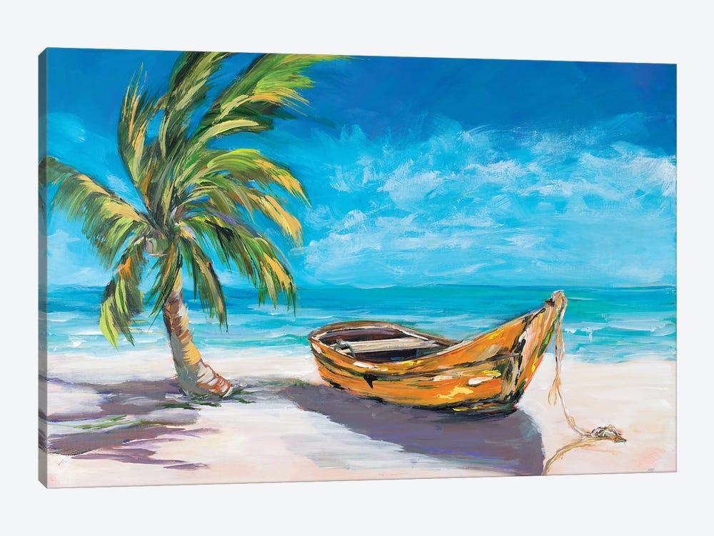 Lost Island II by Julie Derice 1-piece Canvas Print
