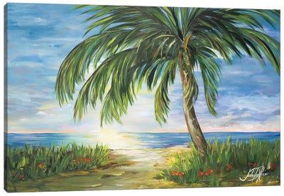 Island Dream Canvas Art Print