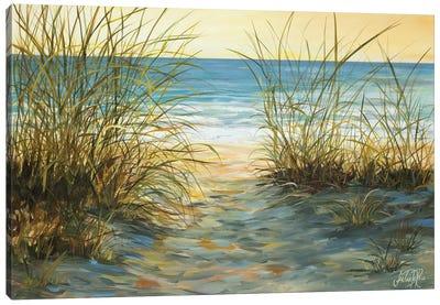 Cannon Beach Canvas Art Print
