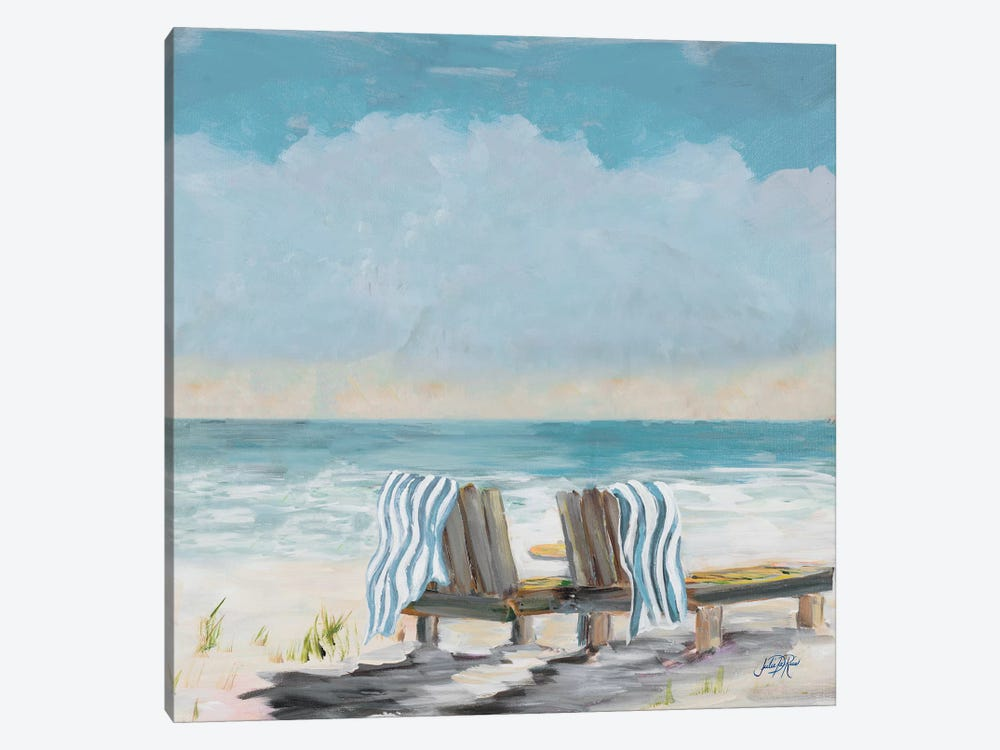 Coastal Sunsets by Julie Derice 1-piece Art Print