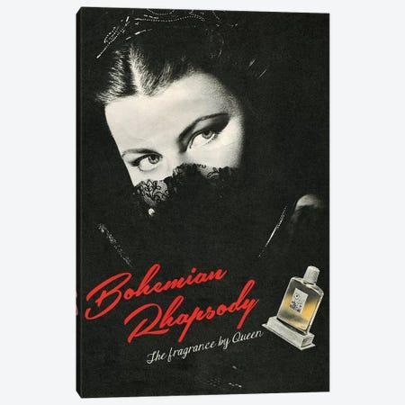 Bohemian Rhapsody Canvas Print #DRD10} by David Redon Canvas Artwork