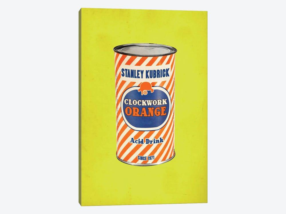 Clockwork Orange Popshot by Ads Libitum 1-piece Canvas Wall Art