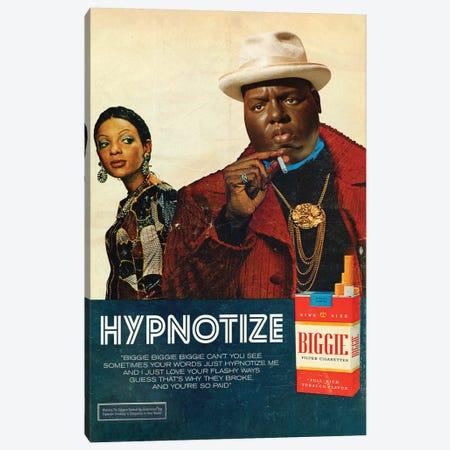 Hypnotize Canvas Print #DRD40} by Ads Libitum Canvas Print
