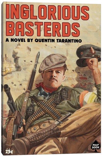 Inglorious Basterds Canvas Art Print