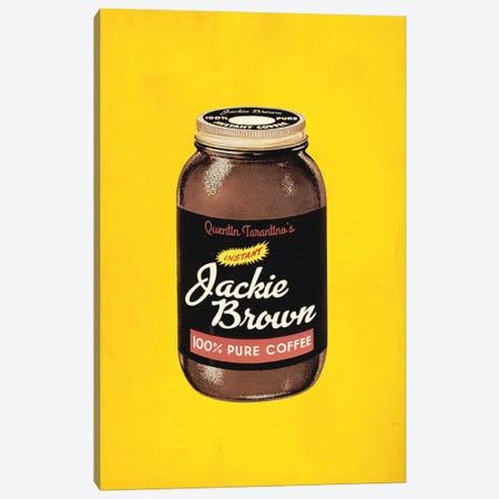 Jackie Brown Popshot Canvas Print #DRD46} by David Redon Canvas Art