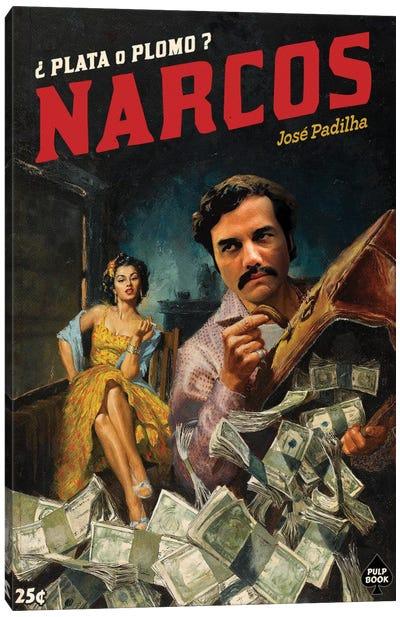 Narcos Canvas Art Print