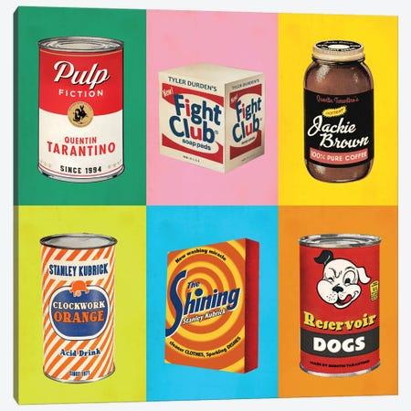Popshots Canvas Print #DRD63} by Ads Libitum Canvas Print