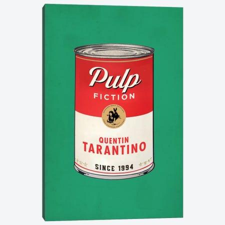 Pulp Fiction Popshot Canvas Print #DRD64} by David Redon Canvas Artwork