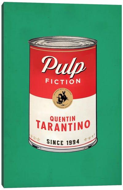 Pulp Fiction Popshot Canvas Art Print