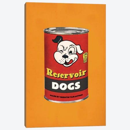 Reservoir Dogs Popshot Canvas Print #DRD69} by David Redon Art Print