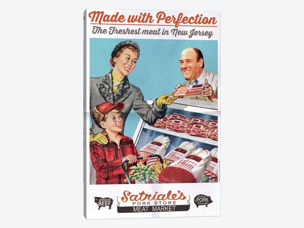 Satriale's Pork Store by Ads Libitum 1-piece Art Print