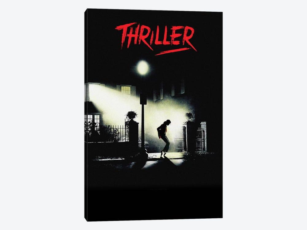 Thriller by David Redon 1-piece Canvas Artwork