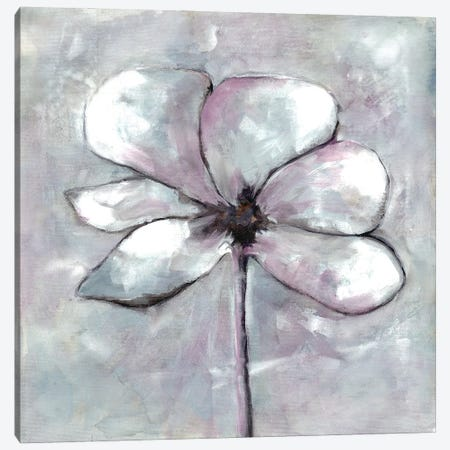 Cherished Bloom I Canvas Print #DRI11} by Doris Charest Canvas Art Print