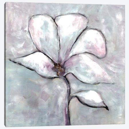 Cherished Bloom II Canvas Print #DRI12} by Doris Charest Canvas Art Print