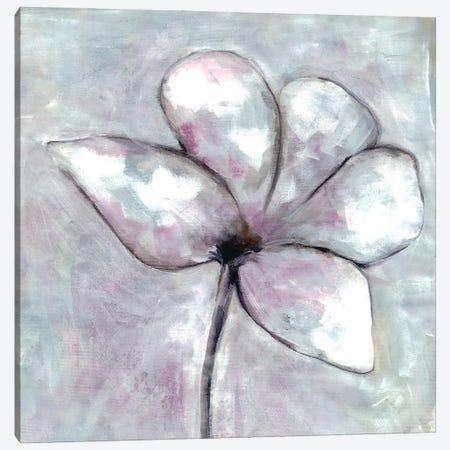 Cherished Bloom IV Canvas Print #DRI14} by Doris Charest Canvas Wall Art