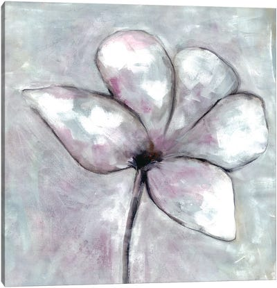 Cherished Bloom IV Canvas Art Print