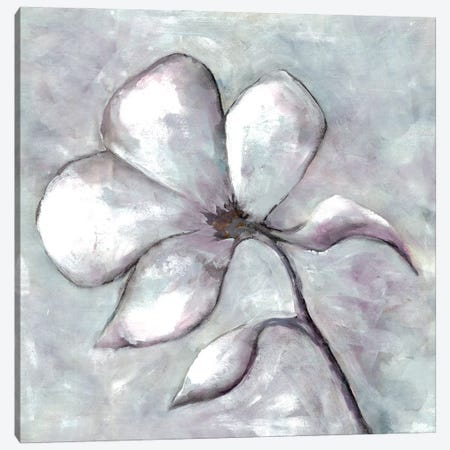 Cherished Bloom V Canvas Print #DRI15} by Doris Charest Canvas Art
