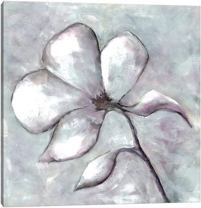 Cherished Bloom V Canvas Art Print