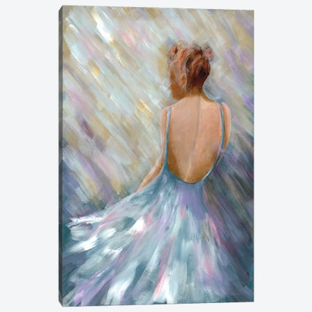 Dancing Queen I Canvas Print #DRI19} by Doris Charest Art Print