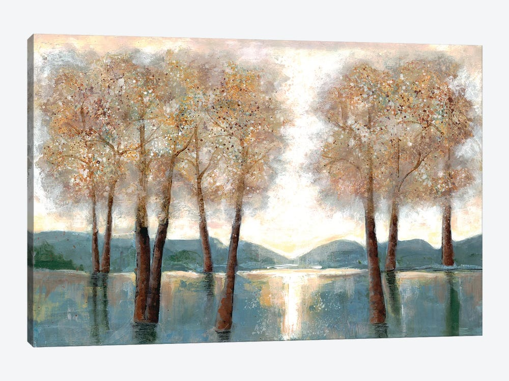 Approaching Autumn I by Doris Charest 1-piece Canvas Art Print