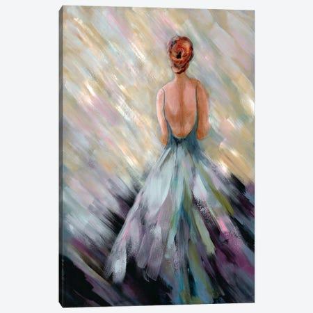 Dancing Queen III Canvas Print #DRI21} by Doris Charest Canvas Wall Art