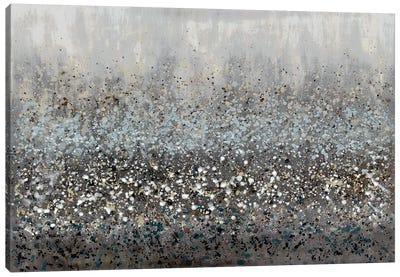 Drip Field I Canvas Art Print
