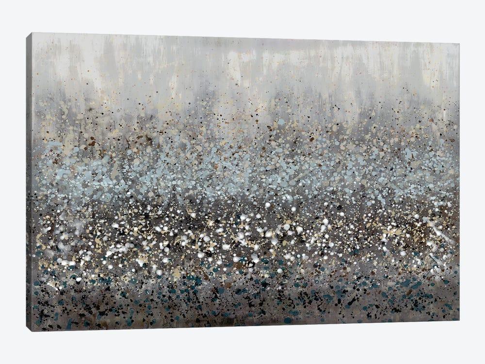 Drip Field I by Doris Charest 1-piece Canvas Wall Art