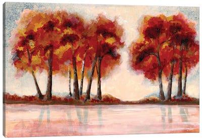 Fall Foliage II Canvas Art Print