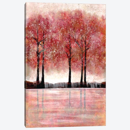 Forest Heat I Canvas Print #DRI25} by Doris Charest Canvas Print