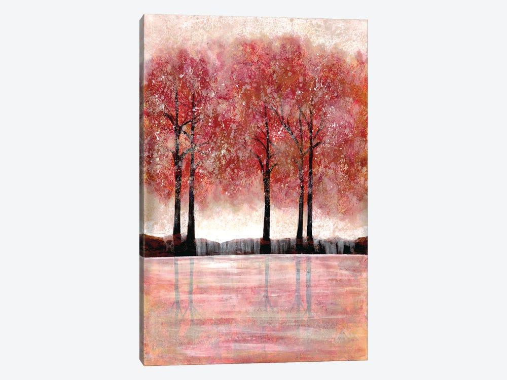 Forest Heat I by Doris Charest 1-piece Canvas Wall Art