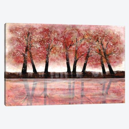 Forest Heat II Canvas Print #DRI26} by Doris Charest Canvas Print