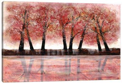 Forest Heat II Canvas Art Print