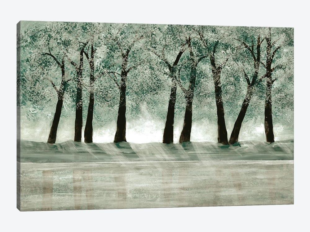 Green Forest I by Doris Charest 1-piece Canvas Wall Art