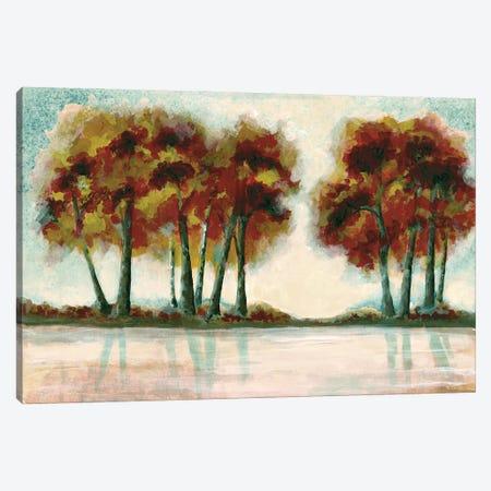 Peak Foliage Canvas Print #DRI34} by Doris Charest Canvas Wall Art