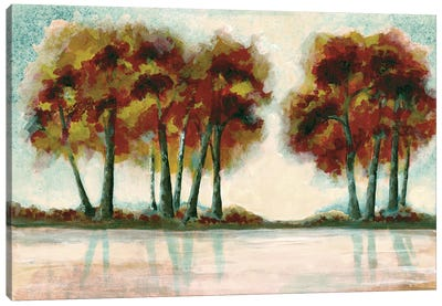 Peak Foliage Canvas Art Print