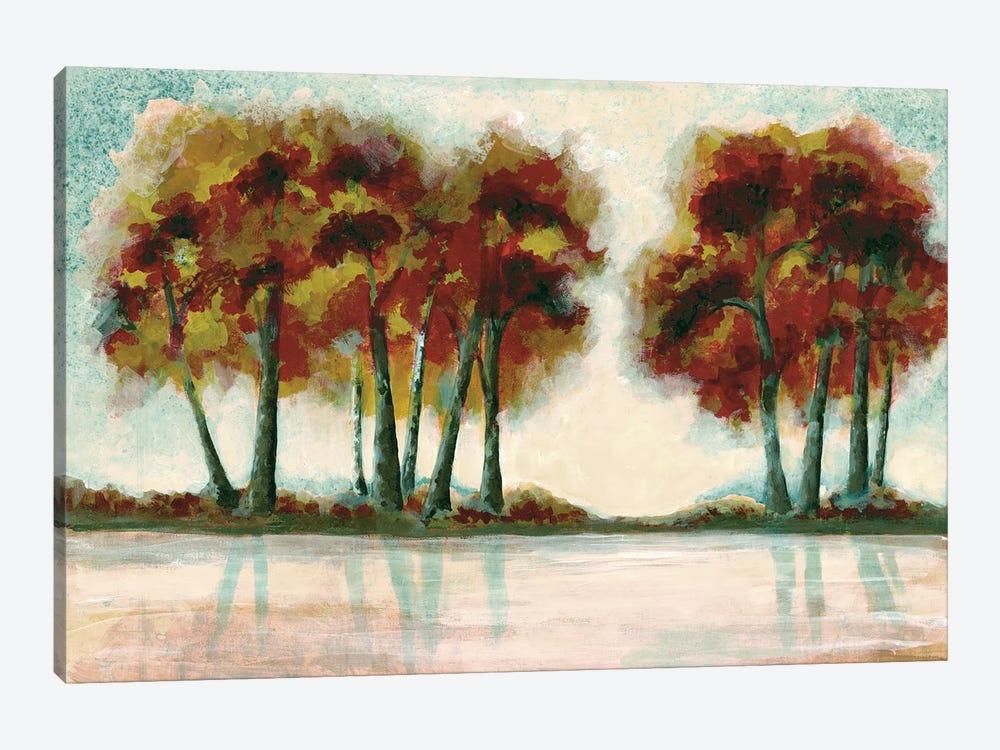 Peak Foliage by Doris Charest 1-piece Canvas Wall Art