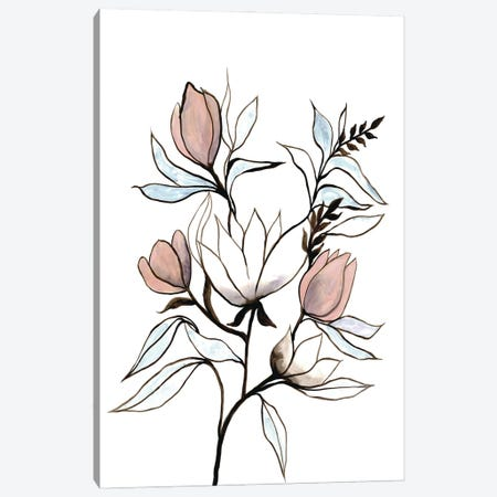 Rising Sprout I Canvas Print #DRI35} by Doris Charest Canvas Wall Art