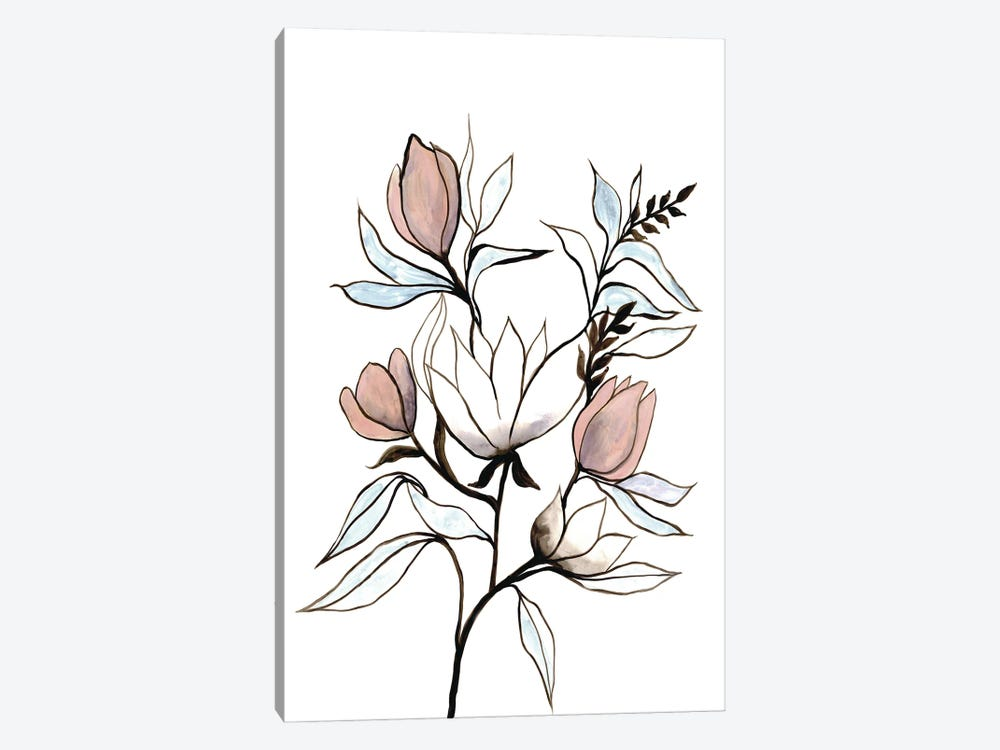Rising Sprout I by Doris Charest 1-piece Art Print