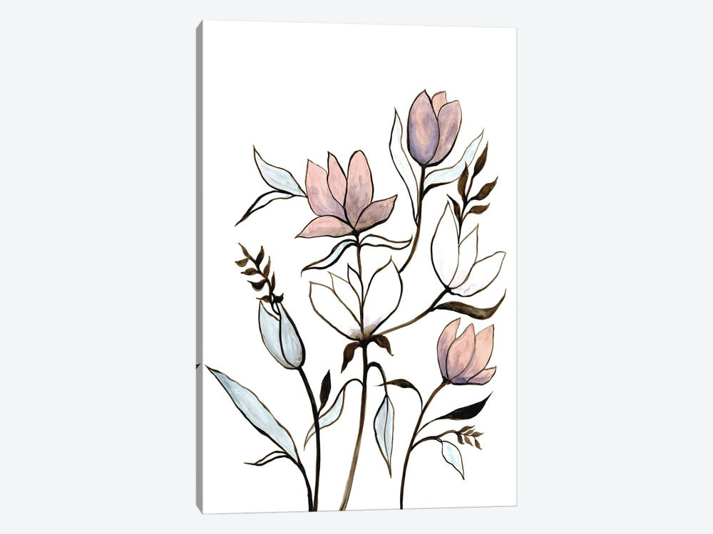 Rising Sprout II by Doris Charest 1-piece Canvas Wall Art