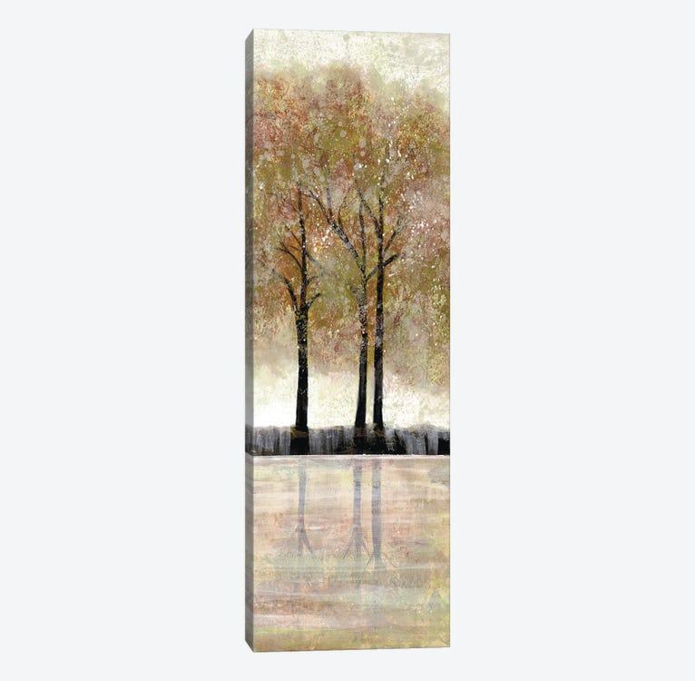 Serene Forest  III by Doris Charest 1-piece Canvas Art