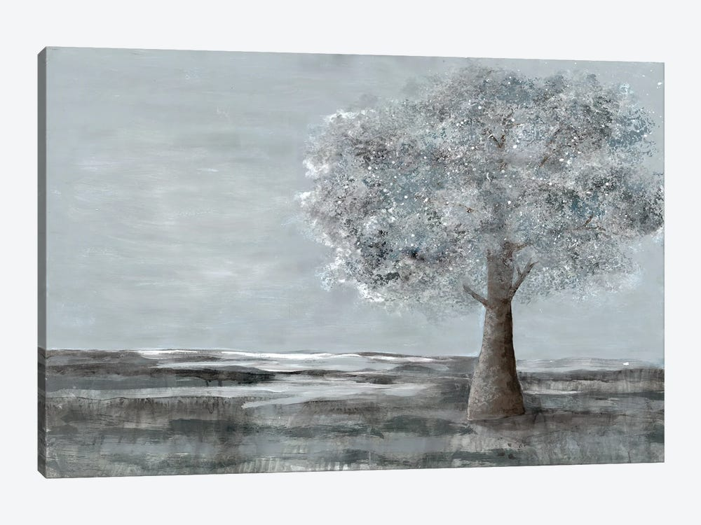 Solitary Beauty I by Doris Charest 1-piece Canvas Art